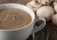 Meyer Lemon Tart,Mushroom Soup2-8