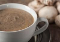 Meyer Lemon Tart,Mushroom Soup2-9